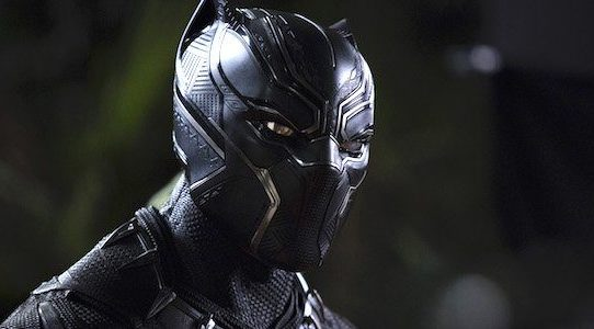 Black Panther volto