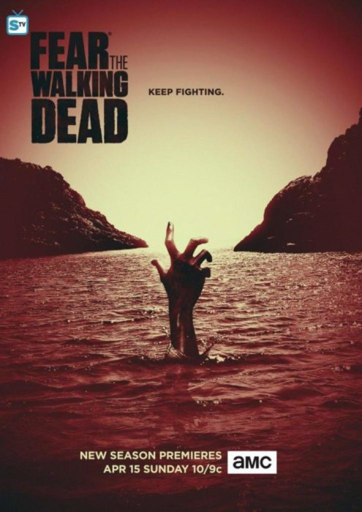fear the walking dead 4 poster