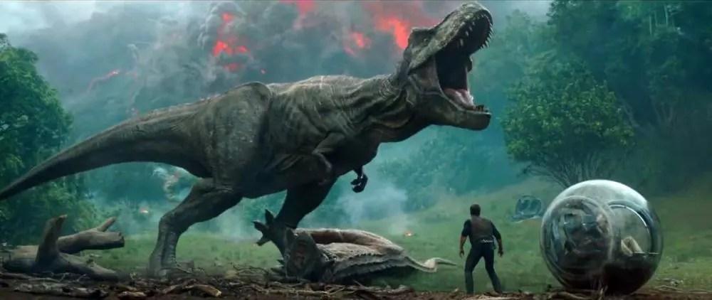 Il final trailer in italiano di Jurassic World - Il Regno Distrutto