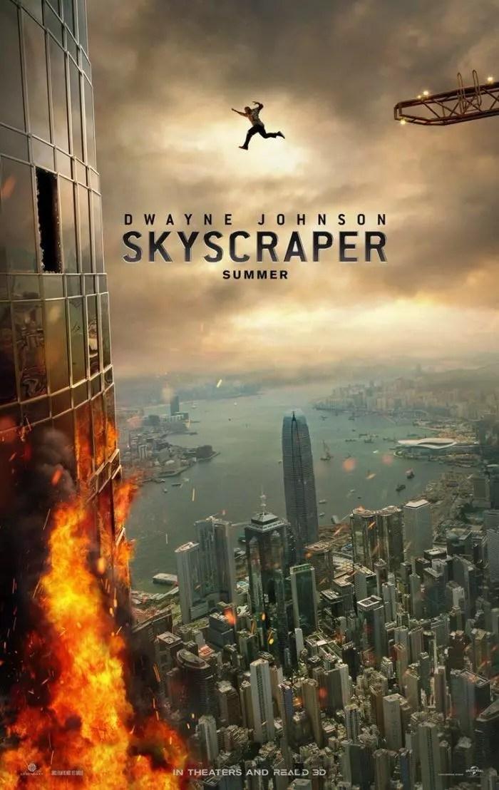 Skyscraper (poster)