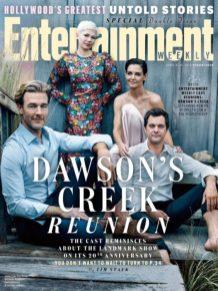 Dawson's Creek Reunion (Foto EW)