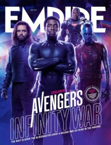 Avengers: Infinity War (Empire Cover)