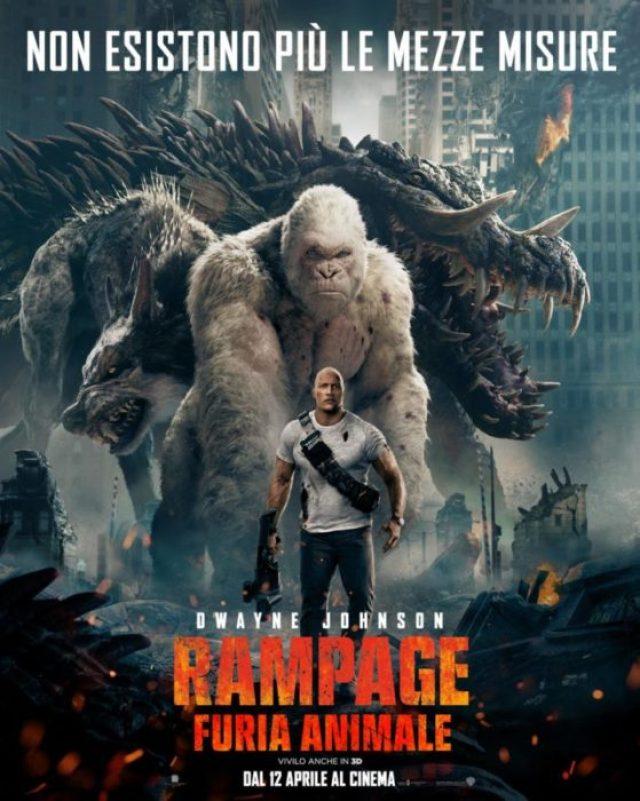 rampage poster ita