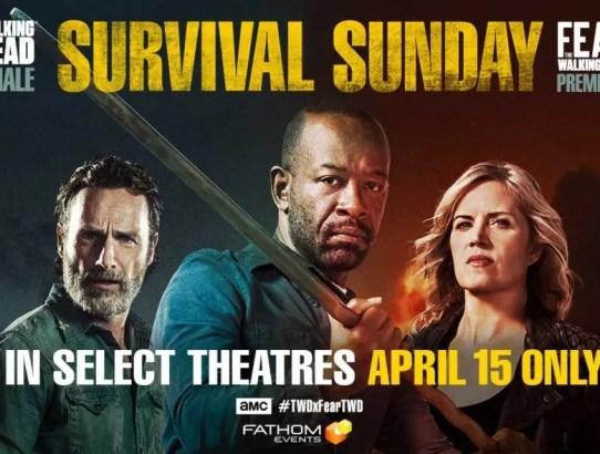 Survival Sunday TWD