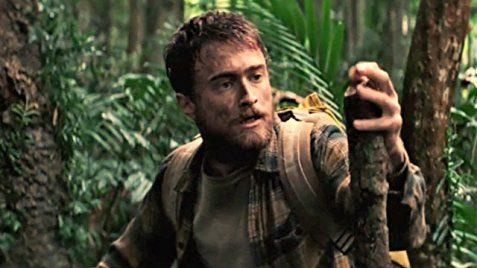Recensione Jungle, il film con Daniel Radcliffe