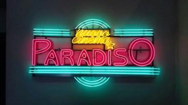 Nuovo Cinema Paradiso mostra