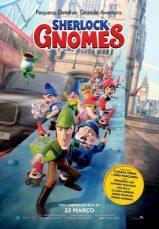Sherlock Gnomes poster