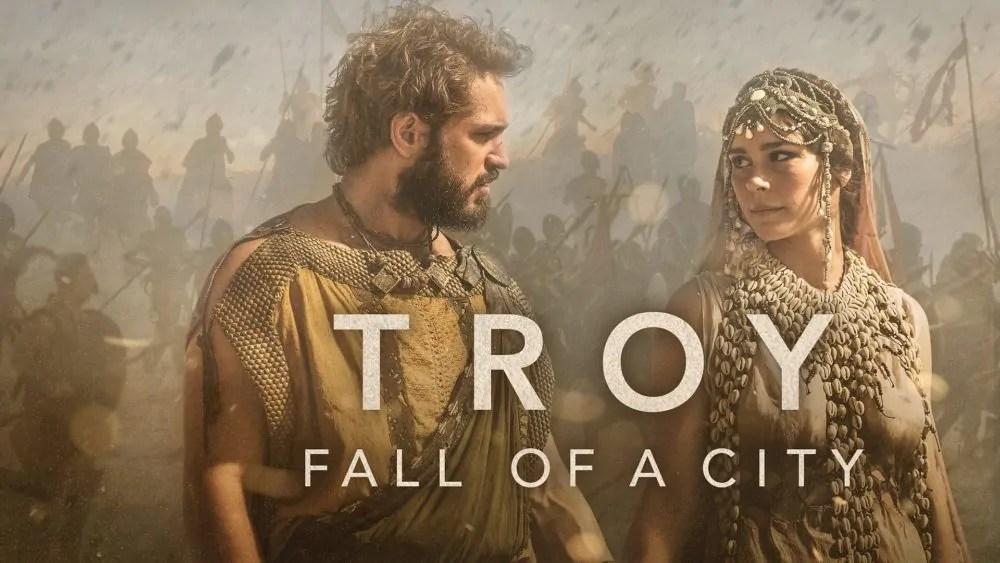 [Recensione] Troy: la caduta di Troia, nuova serie epica su Netflix
