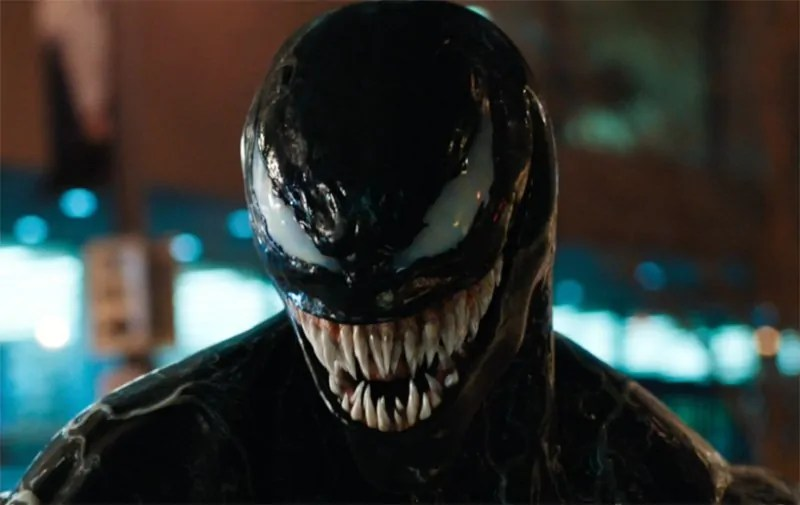 Box Office Italia - Venom scalza A Star is Born di sabato
