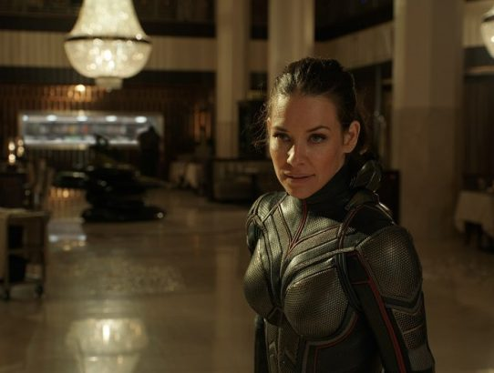 ant-man and the wasp foto