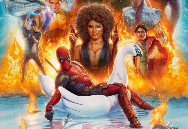Reynolds, Deadpool è il supereroe della