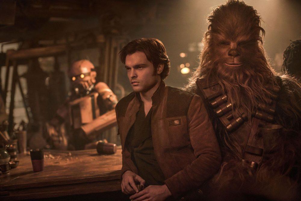 Box Office Italia - Per Solo: a Star Wars Story primo posto non esaltante di mercoledì