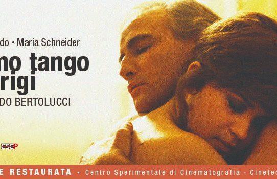 ultimo tango a parigi the space