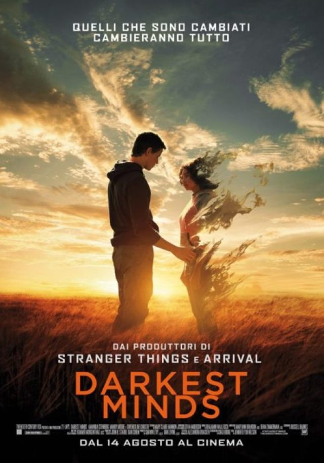 darkest minds poster