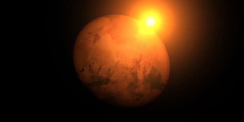 pianeta marte