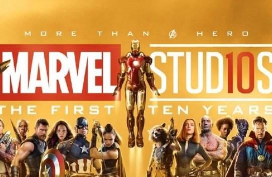 marvel studios 10