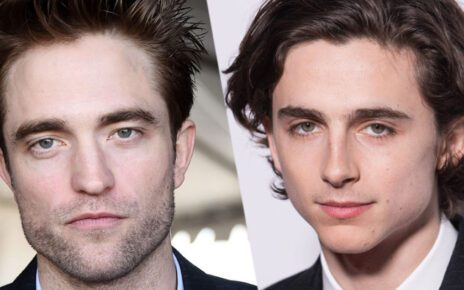 Robert Pattinson e Timothée Chalamet in The King, adattamento Netflix di Shakespeare
