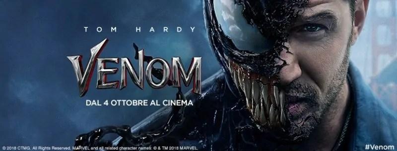 Lo scontro finale è inevitabile nel nuovo frenetico spot di Venom