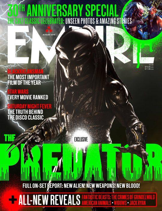 the predator empire