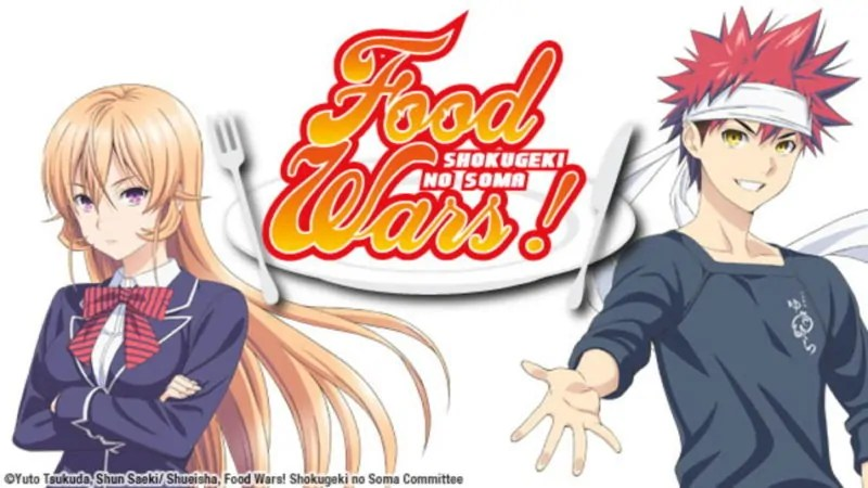 Food Wars! Shokugeki no Soma - La Recensione dell'anime
