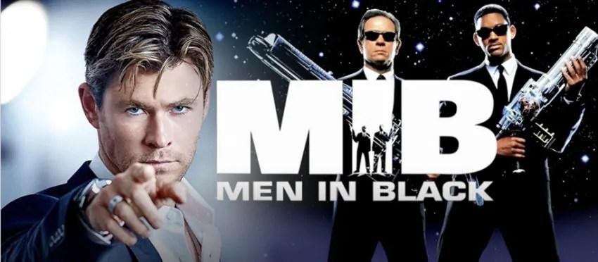 men in black hemsworth