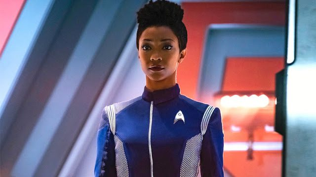 Da Entertainment Weekly un primo sguardo a Star Trek: Discovery 2