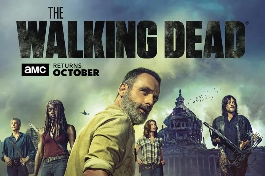 Un nuovo trailer di The Walking Dead 9 promuove l'addio di Rick
