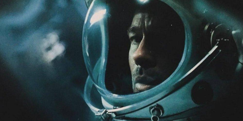 Brad Pitt è protagonista della prima foto rubata di Ad Astra