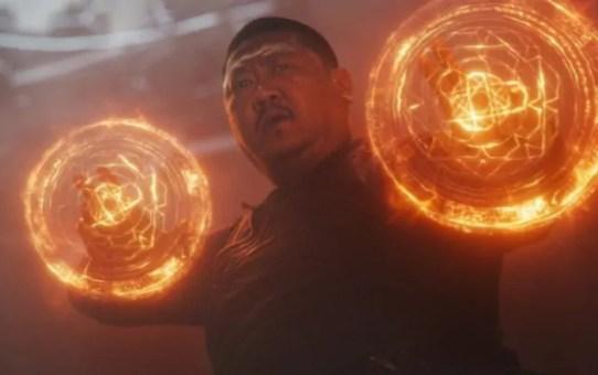 avengers wong
