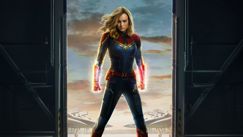 Ecco il teaser trailer italiano di Captain Marvel