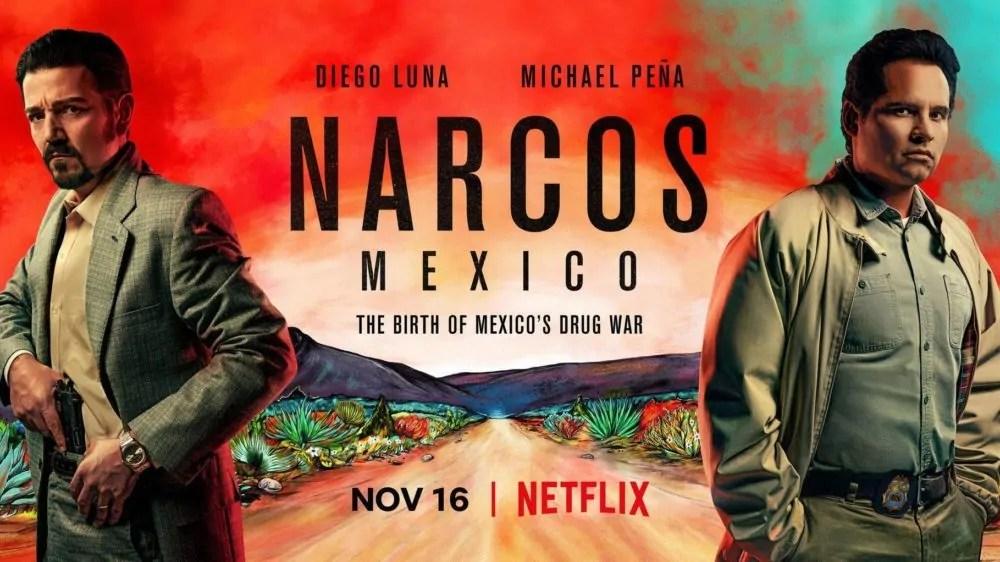 narcos messico recensione