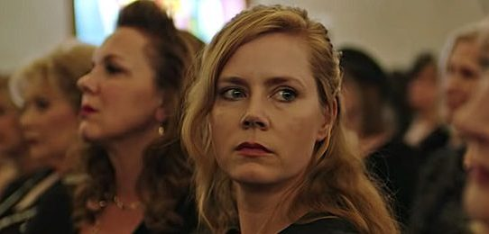 sharp objects recensione
