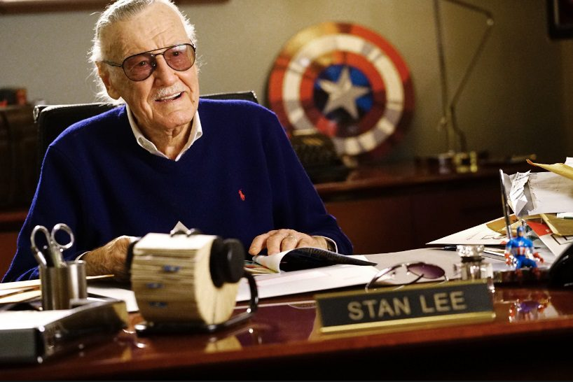 Il nostalgico video tributo di Marvel al grande Stan Lee