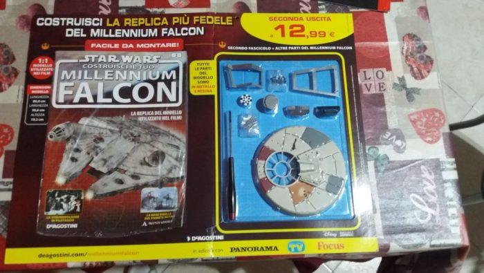 Star Wars - Costruisci lo straordinario Millennium Falcon