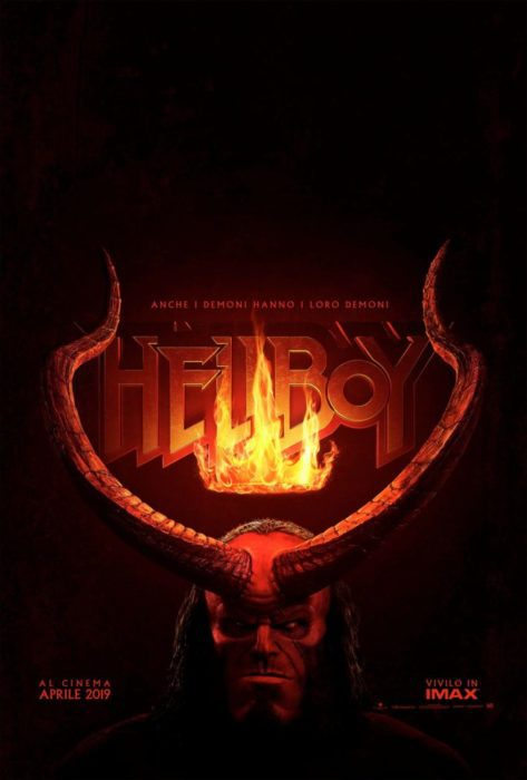 hellboy poster italiano