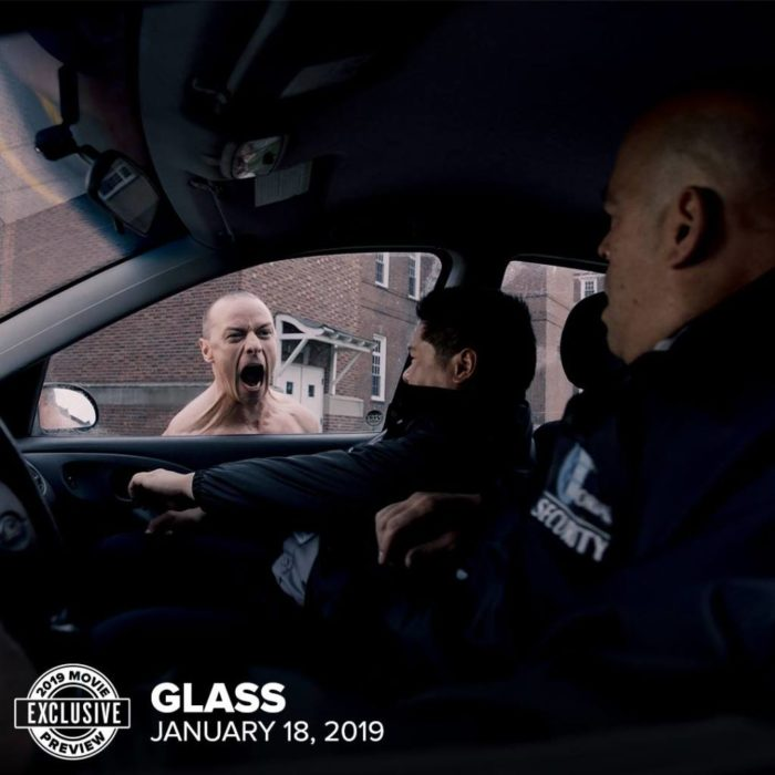 glass foto bestia
