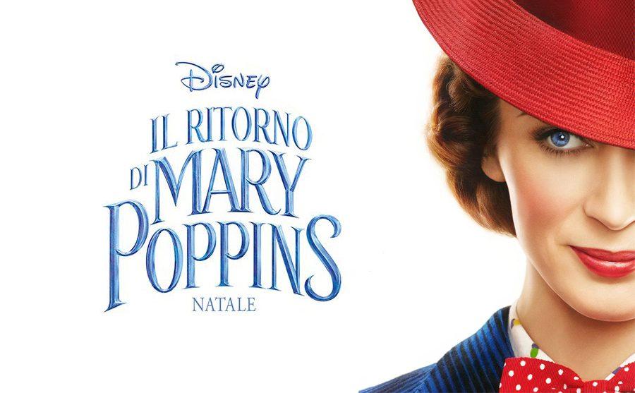 Un film con i più piccoli? Mary Poppins versione Emily Blunt
