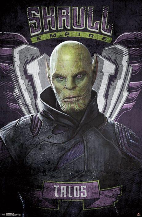 Quattro nuovi poster promozionali per Captain Marvel