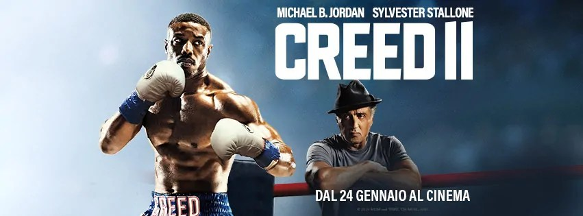 Creed II - Tutto pronto per le anteprime targate UCI Cinemas