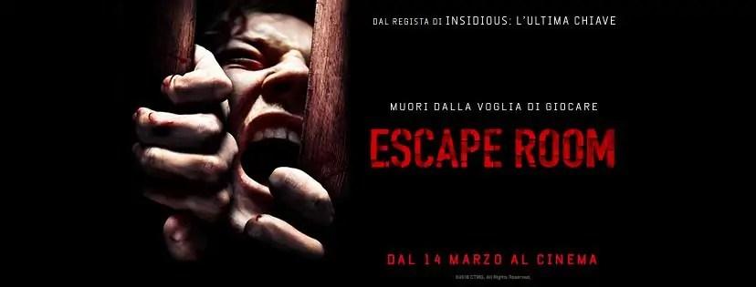 escape room film