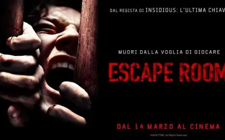 escape room film
