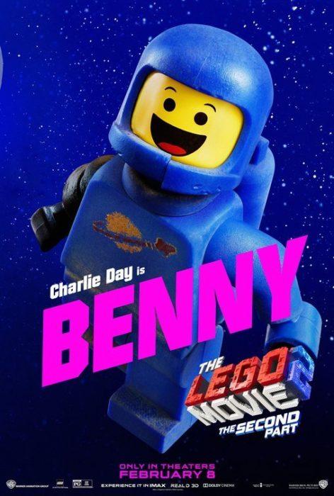 Due nuovi poster per The LEGO Movie 2 - Una Nuova Avventura