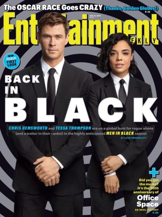 men in black international cover ew