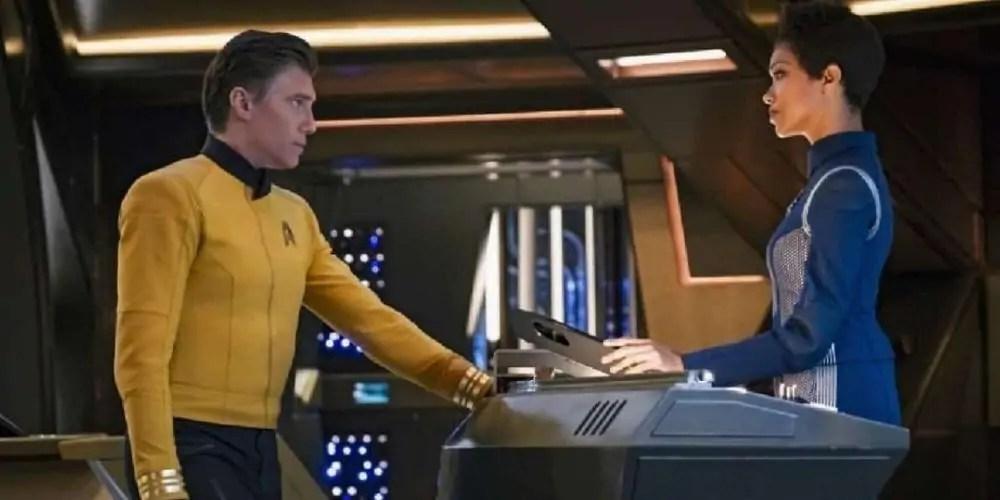 Star Trek Discovery 2 - Il particolare sfuggito ai costumisti