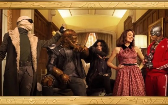 doom patrol serie tv