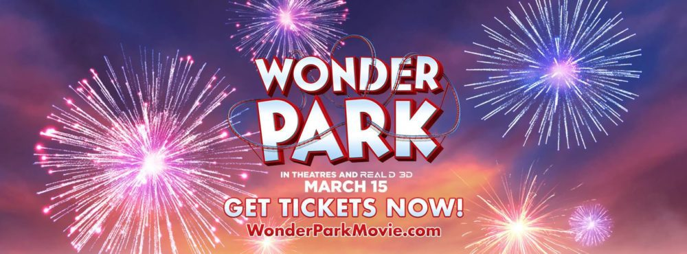 wonder park cartoon