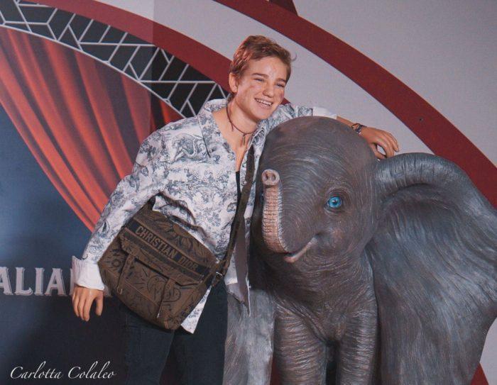 Luci, colori e celebrity dall'anteprima italiana di Dumbo, ecco le nostre foto