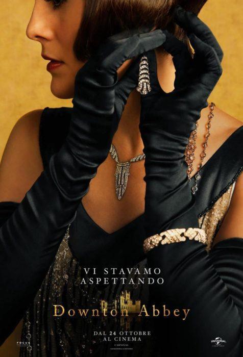 Quattro nuovi poster da Downton Abbey, il film tratto dalla serie tv