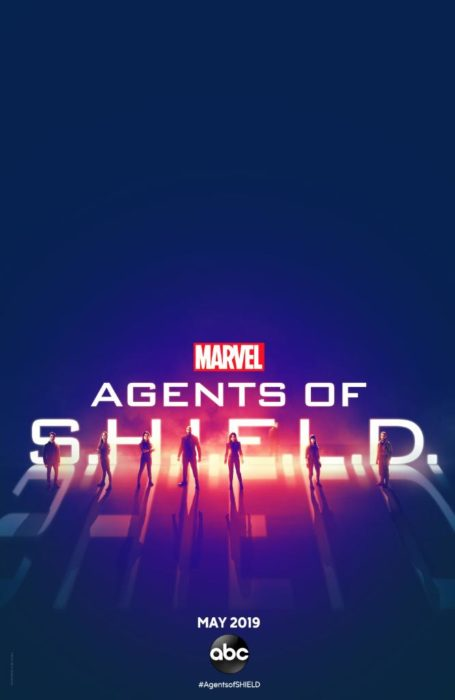 agents of shield 6 poster