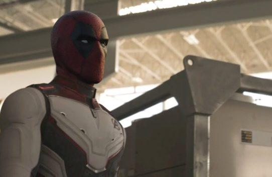 deadpool avengers endgame